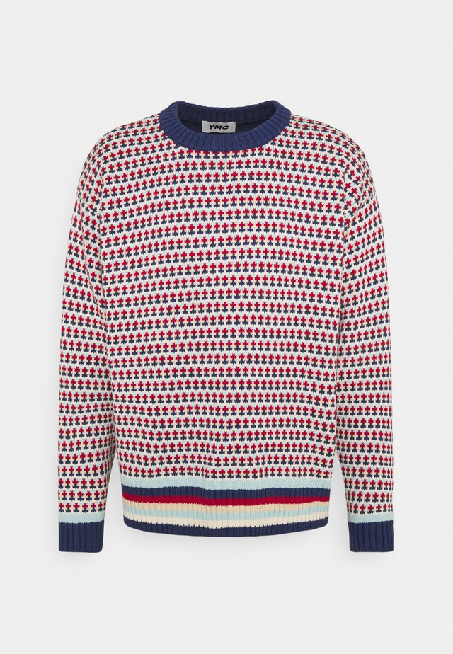 DAWG PATTERN STRIPE - Pullover - multi