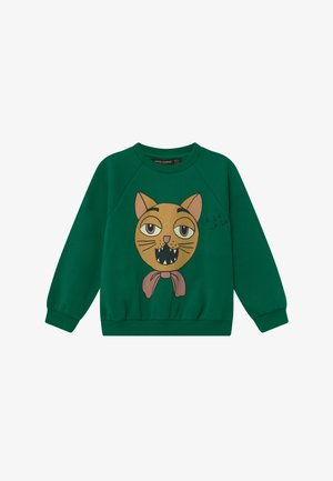 BABY CAT CHOIR SP SWEATSHIRT - Sweatshirt - green