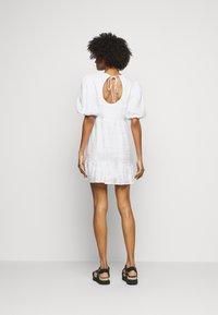 Faithfull the brand - LORICA DRESS - Day dress - plain white - 2