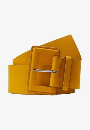 LEONORA BELT - Midjebelte - yellow