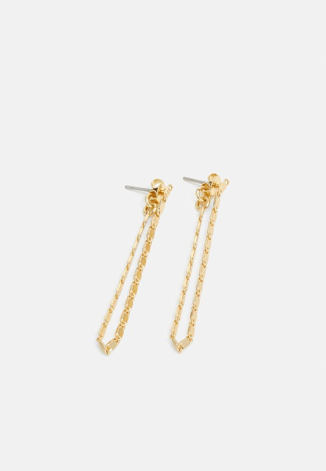 EARRINGS INTUITION - Oorbellen - gold-coloured
