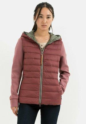 Winter jacket - rosewood