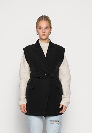 BIANCA DRESS - Cocktailjurk - black