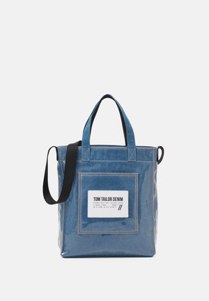 CRISTINA - Tote bag - denim blue