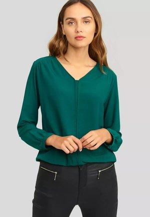 Bluzka - green