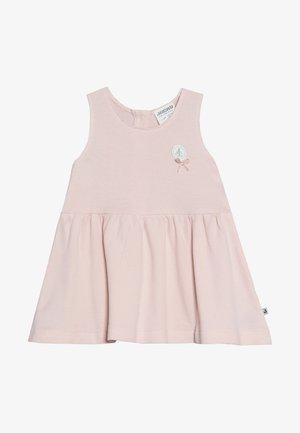 COUCOU MA PETITE - Žerzejové šaty - rosa