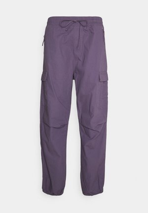 JOGGER COLUMBIA - Cargo trousers - provence rinsed