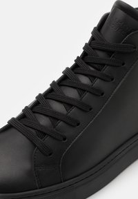 GARMENT PROJECT - TYPE SOLE VEGAN - High-top trainers - black - 5