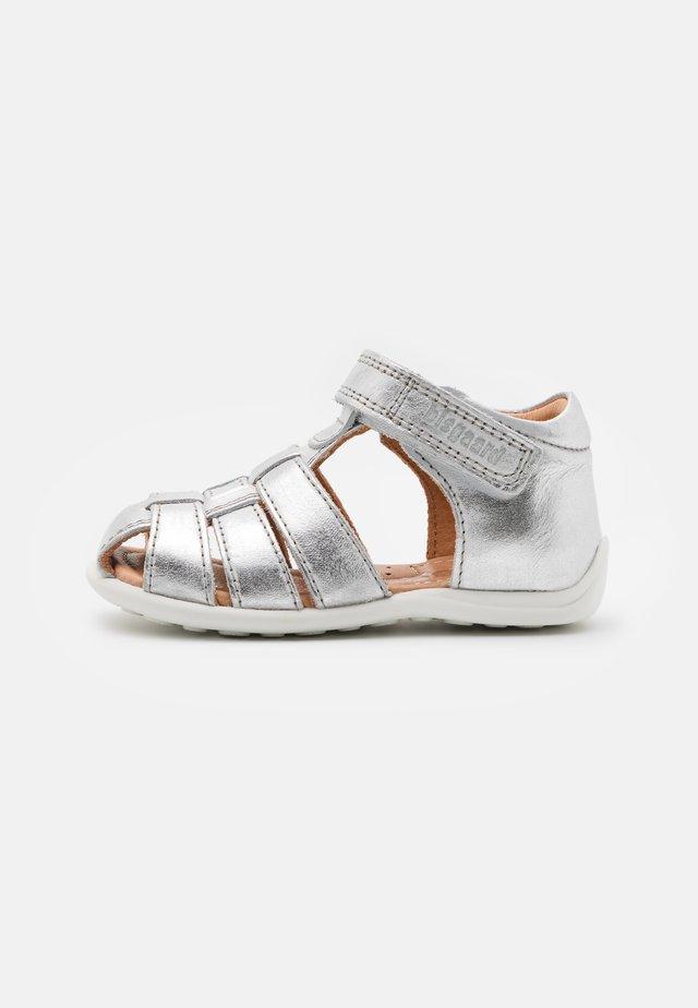 LASSE - Sandales - silver