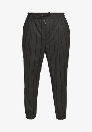 TAILORED TRACKPANT - Kalhoty - charcoal