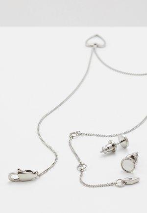 VINTAGE MOTIFS SET - Earrings - silver-coloured