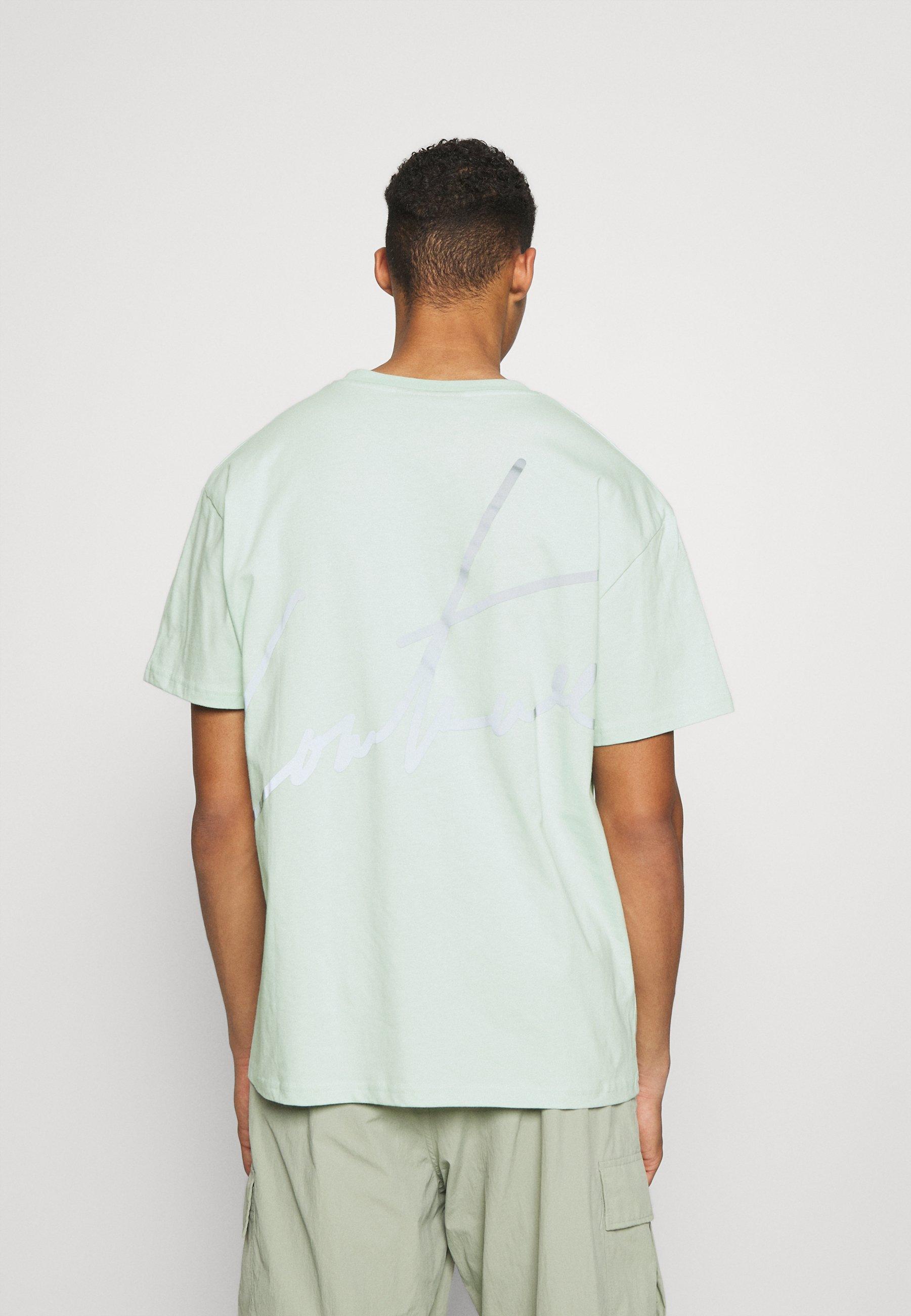 Homme RELAXED FIT REFLECTIVE T-SHIRT - T-shirt imprimé