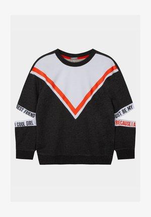 Sweater - dark grey