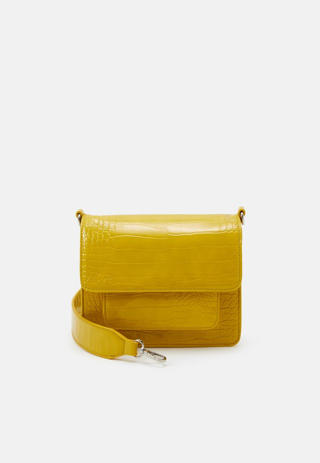 CAYMAN POCKET - Schoudertas - yellow