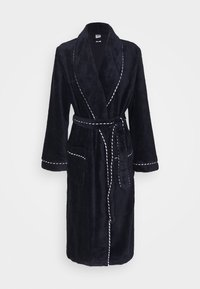 Calida - AFTER SHOWER - Dressing gown - dark lapis blue - 3