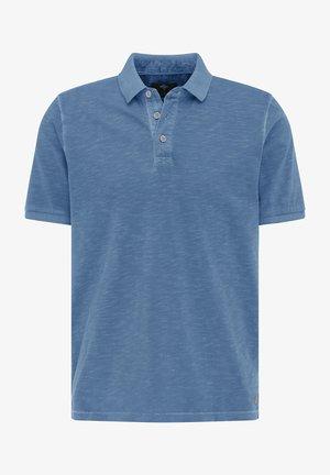 Polo shirt - pacific