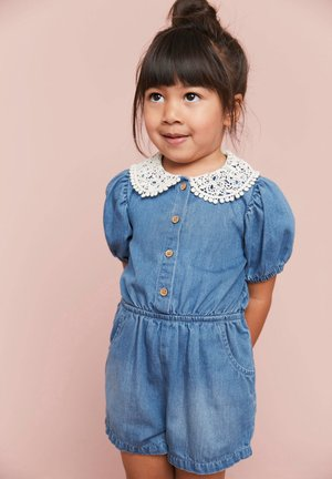 Jumpsuit - light blue denim