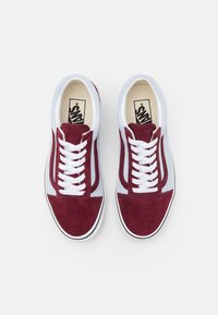 Vans - OLD SKOOL UNISEX - Sneakers - port royale/ballad blue - 3