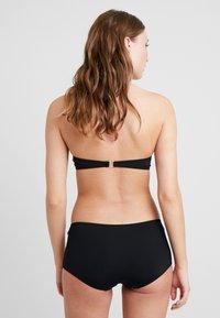Venice Beach - HOT PANTS - Bikini bottoms - black - 2