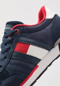 Tommy Hilfiger - Baskets basses - blue - 5