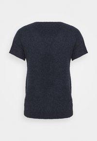 American Vintage - NUASKY - Basic T-shirt - navy chiné - 1