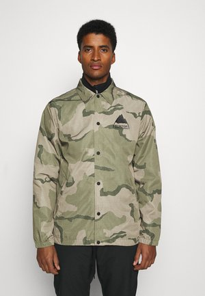 COACHES CAMO - Training jacket - barren