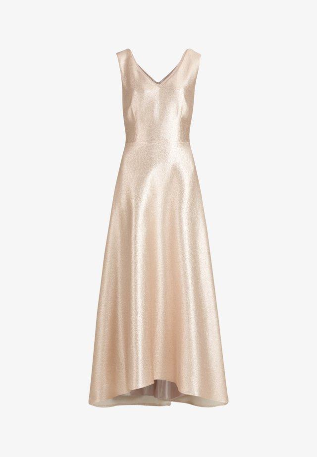 Occasion wear - rose beige