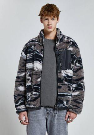 Zimní bunda - grey