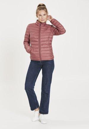 STEPPJACKE TEPIC W PRO-LITE - Winter jacket - 4109 apple butter