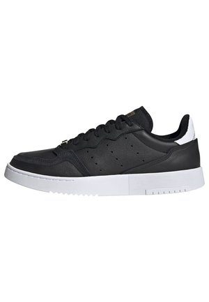 SUPERCOURT SHOES - Sneakers laag - black