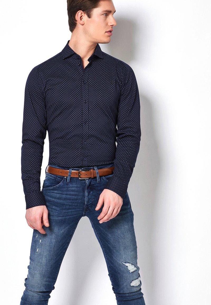 DESOTO - Shirt - dunkelblau
