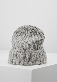 Johnstons of Elgin - DONEGAL CASHMERE BEANIE - Czapka - light grey mix - 2