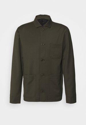 LOUIS GARBADINE - Summer jacket - moss green