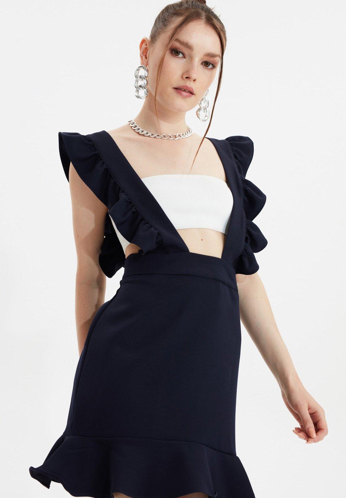 Damen TRENDYOL TWOSS20EL1263 - Cocktailkleid/festliches Kleid