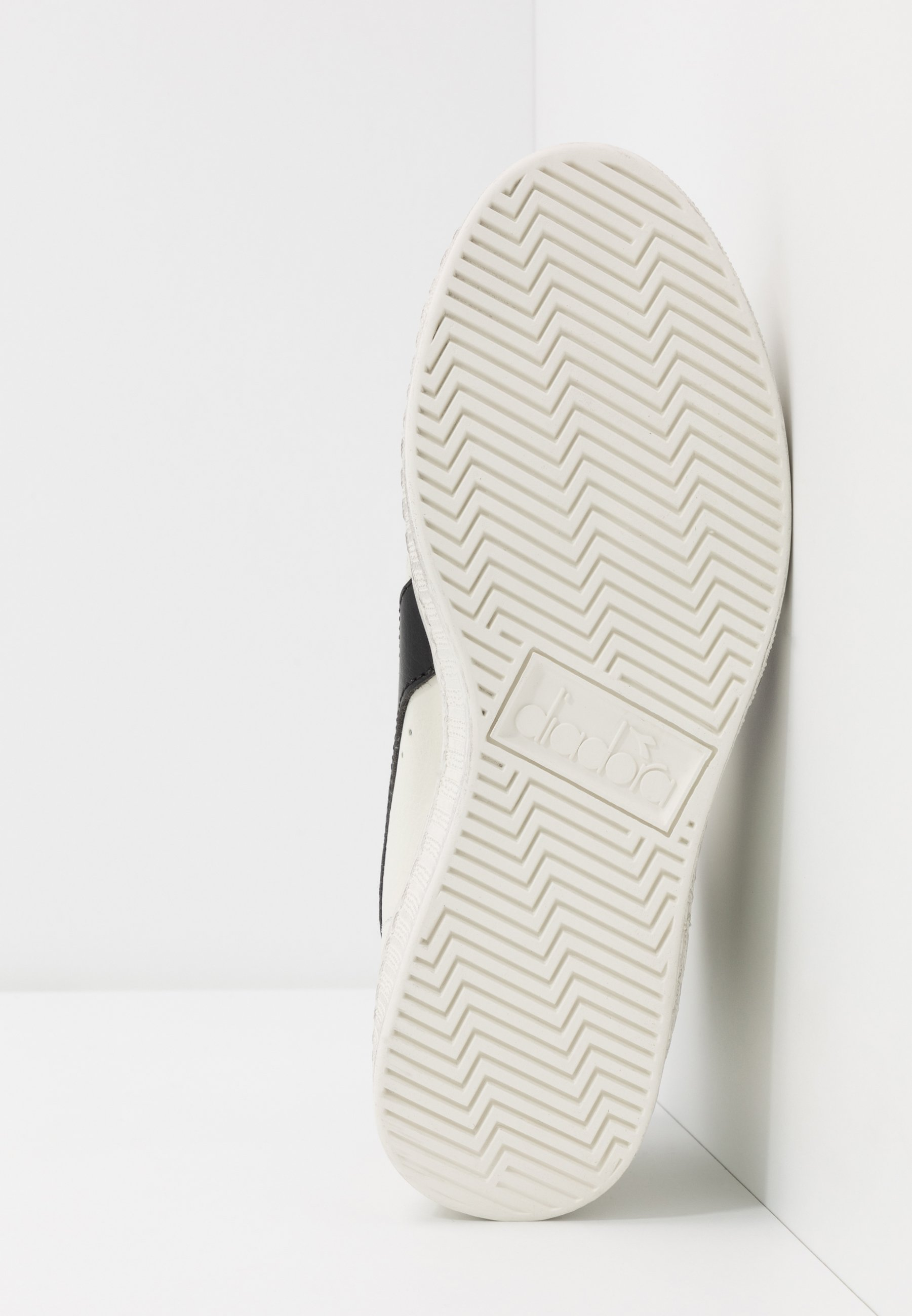 Diadora GAME WAXED - Sneaker high - white/black/weiß - Herrenschuhe 2jHnn