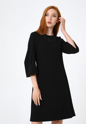 VERGINI - Day dress - schwarz