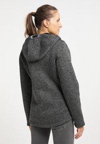 ICEBOUND - Fleece jacket - dunkelgrau melange - 2