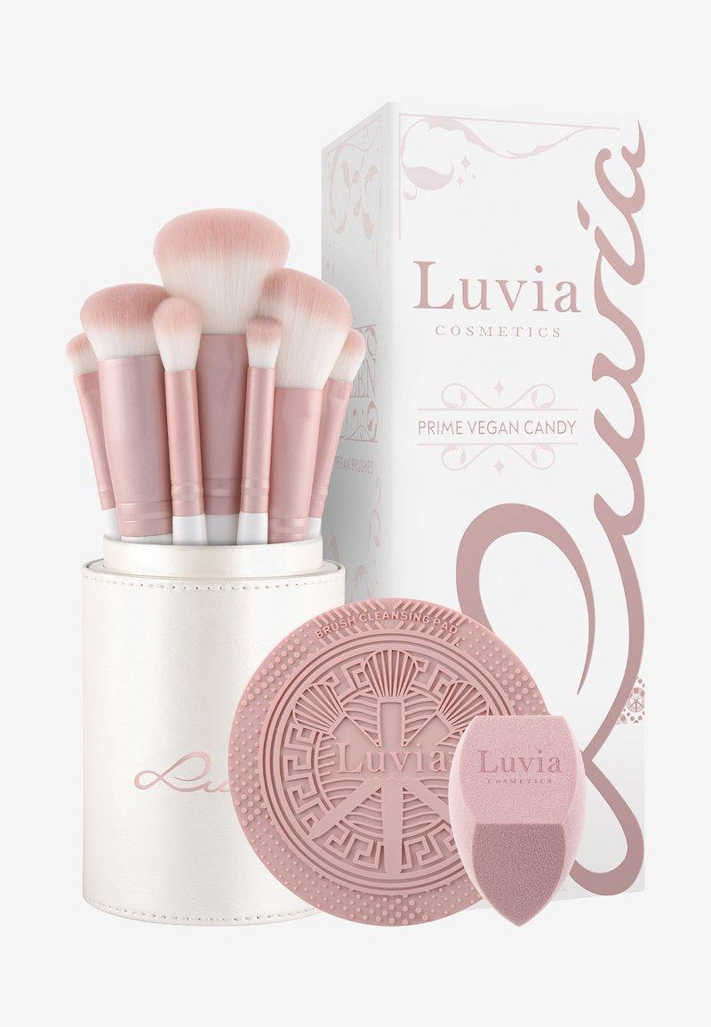 Luvia Cosmetics - PRIME VEGAN CANDY - Zestaw pędzli do makijażu - -