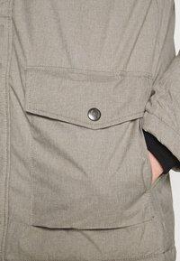Jack & Jones - Zimní kabát - light grey melange - 6