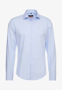 SLIM FIT - Camisa - blau