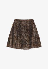 Vingino - QINDEE - Áčková sukně - brown - 2