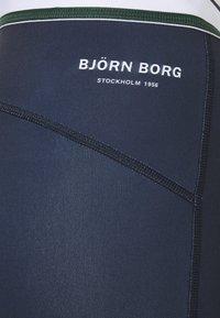 Björn Borg - TRUDY BIKE SHORTS - Medias - night sky - 2