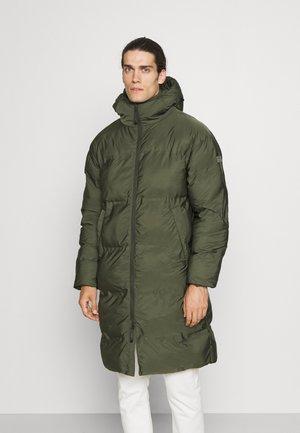 PADDED COAT - Winter coat - dark army