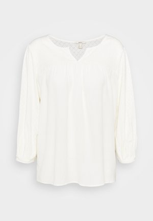 FAB MIX TEE - Long sleeved top - ice