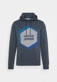 Jack & Jones - JCOCOOL  - Hoodie - navy blazer - 4