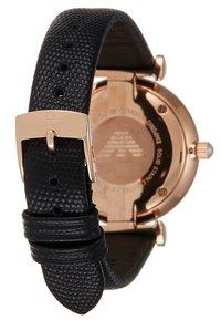 Emporio Armani - Watch - black - 2