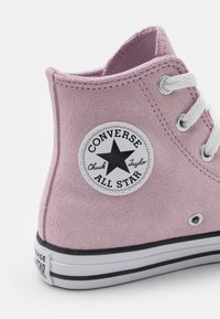 Converse - CHUCK TAYLOR ALL STAR SHIMMER  - Sneakers alte - himalayan salt/white/black - 5