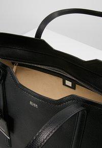 BOSS - TAYLOR SHOPPER - Tote bag - black - 4