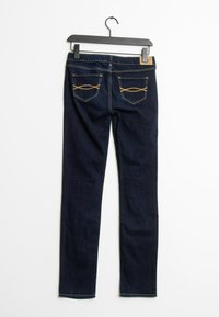 Abercrombie & Fitch - Straight leg jeans - blue - 1