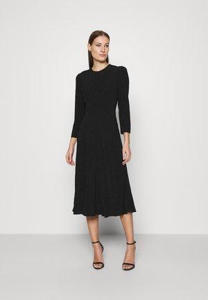 EMILY DRESS - Denní šaty - black
